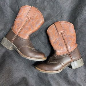 Kids Justin Boots .
